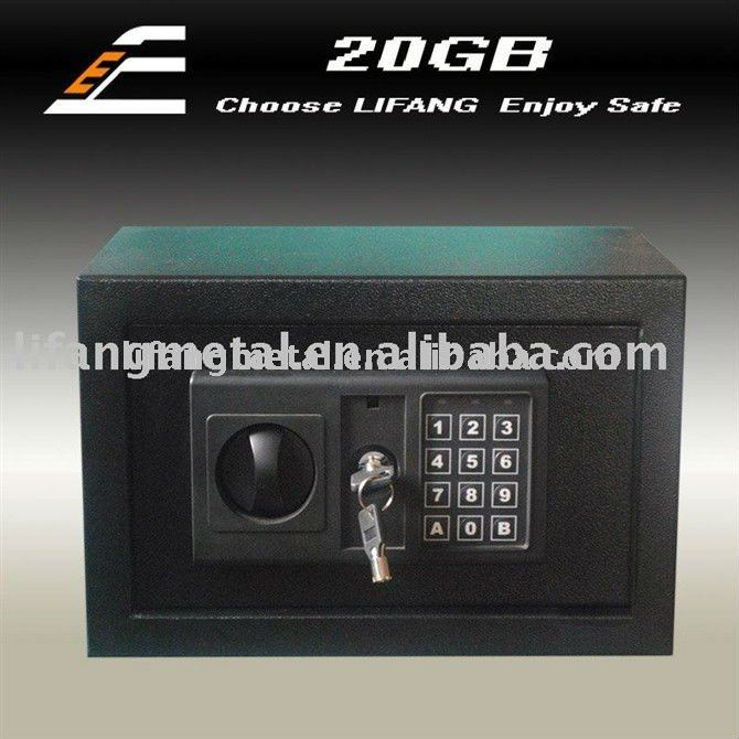 Chinese sales promotion safe box,cheaper