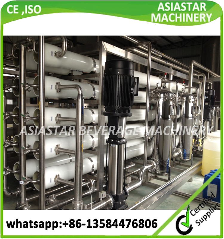Commercial industrial rock ro water filter, water purification system