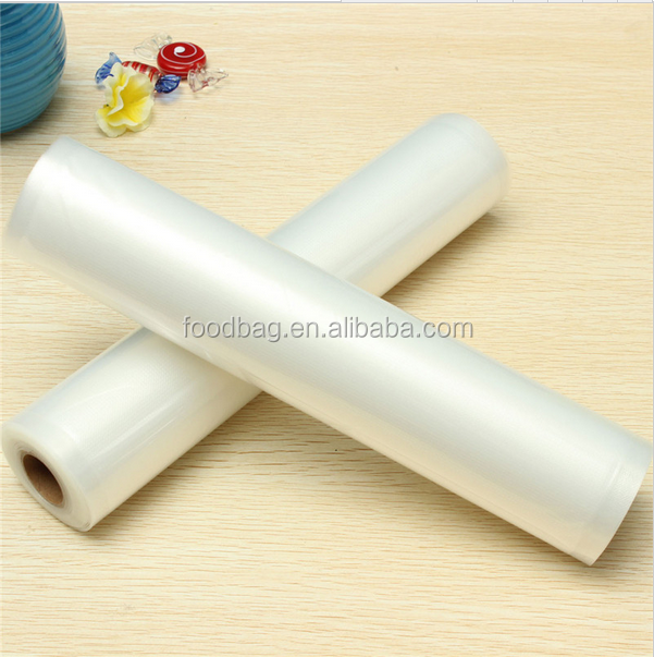 Commercial Grade Embossing Surface Handling and Nylon PE Material Food Saver Bags and Vacuum Sealer
