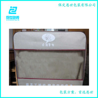2014 new High quality cheaper price car mat set packing bag with handle