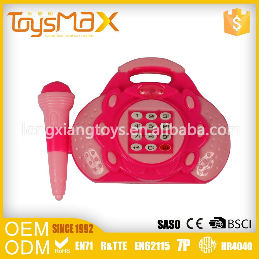Non-Toxic Kids Educational Toy Telephone Toy Candy