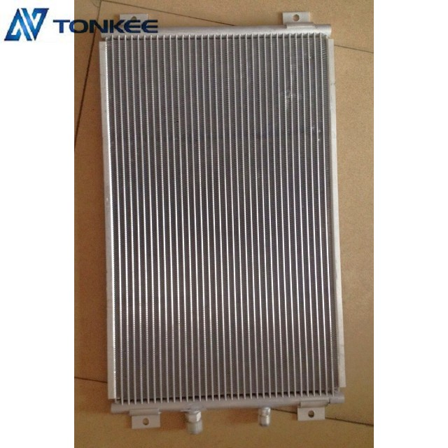 High quality condenser & oil cooler for PC200-7 PC300-7