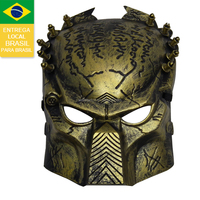 Drop shipping from Brazil 2015 halloween product with discount! iron man mask toy gift for kids 12066