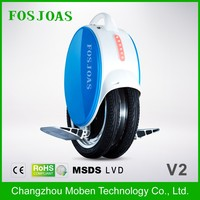 2016 popular 14 inches self-balancing colorful electric scooter monocycle one wheel unicycle