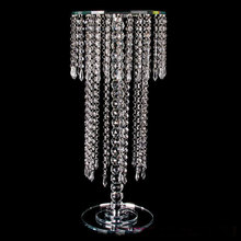 Exquisite Tall Wedding Centerpieces Crystal Stands for Wedding Table
