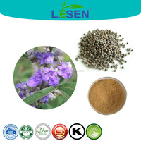 Vitex Chasteberry Extract Powder with Vitexin Powder 5%