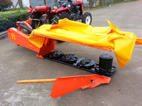 HOT SALE!!3 point linkage grass cutter, rotary disc mowe