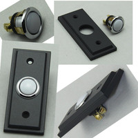 Wired Plug-in Electrical Push Doorbell Switch MA1833