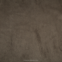 100% Polyester Faux Suede/Micro Suede Upholstery Fabric for Sofa, Garment,