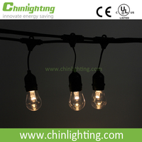 Plastic Bulb String Light LED For