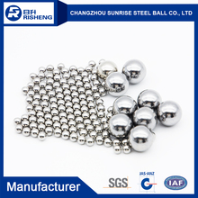 Good price stainless steel ball with hole cheapest