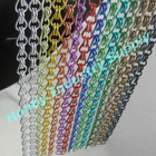 Decoration Design 12mm Aluminum Hook Metal Chain Hanging Curtain