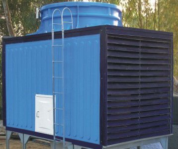 Rectangular type cooling tower(RCT)