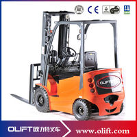 New Design Small Electric Forklift From OLIFT