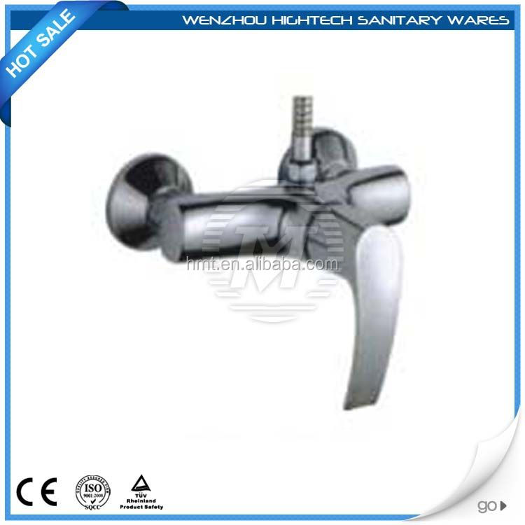 China modern wall mounted fancy UPC brass bathroom shower faucet