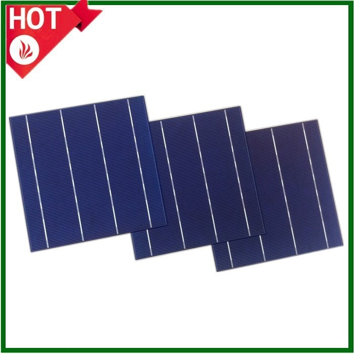 cheap price 4.33 watt high efficiency A grade silicon poly solar cell