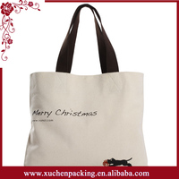 Easy Carry Supplier Durable jute shopper bag grocery bags promotional