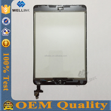 Cheapest and hot sale with 12 months warranty lcd touch screen for ipad mini 4 front screen