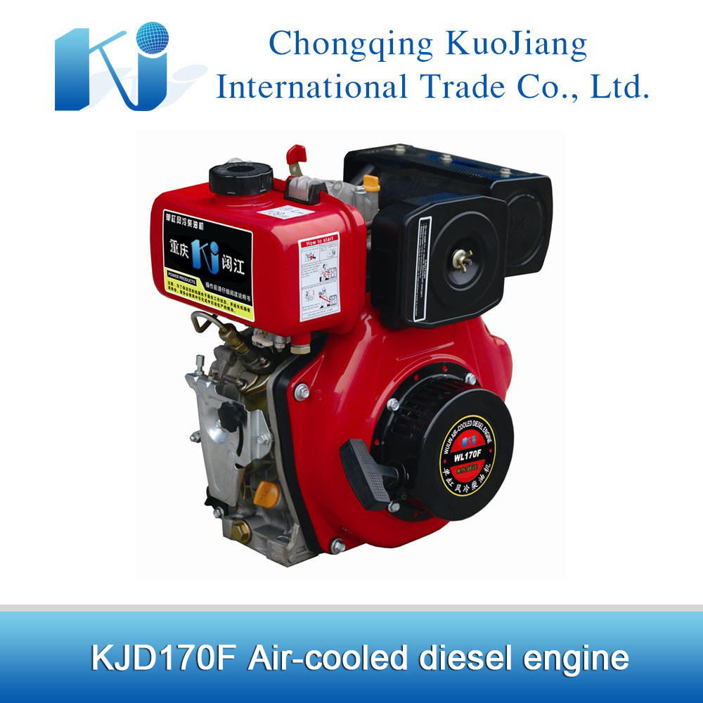 Manufacturer 1 cylinder small turbo diesel engine for sale