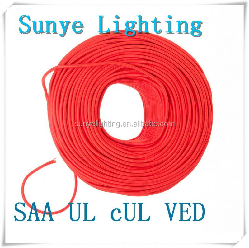 Electrical Wire/Textile Cable/Fabric Cable Cotton Cable Wire electrical lighting components