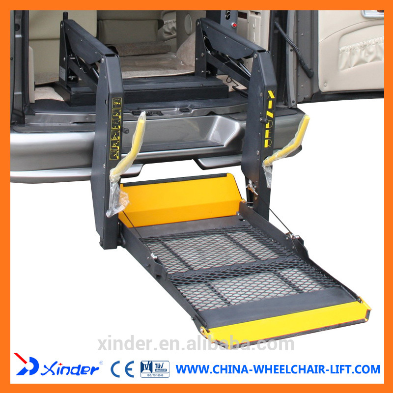 Hydraulic Wheelchair Lift : Home hydraulic wheelchair lift for disabled people van