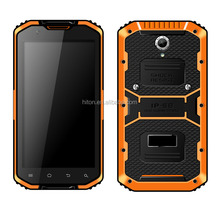 Rugged smart mobile 4G wifi bluetooth android cellphone Android phone