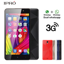 IPRO KYLIN 5.5 most competitive 5.5 inch dual whatsapp quad core 3G cheapest MTK smartphone 2800 mAh