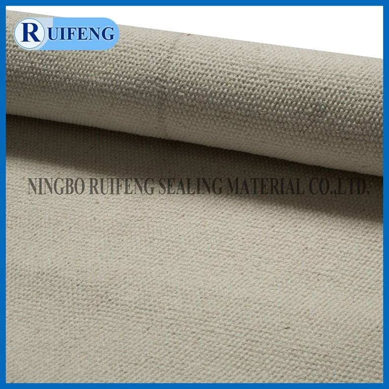 heat insulation cloth for dusted rock wool fiber cloth