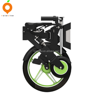 Manufacture sports equipment 2 wheel ET folding electric scooter bike with 250w motor