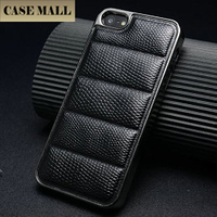 Snake skin Leather Back Case for iphone 5 5S