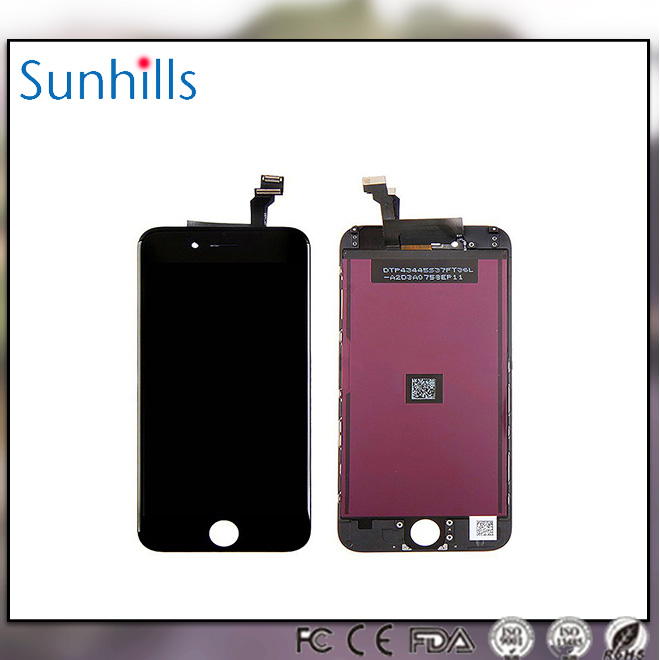 High quality Original new for iphone 6 original lcd screen, touch with lcd for iphone 6 screen
