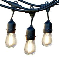 10.5ft 30 LED Curtain Light / Golden Mesh Teardrop String Lights for Indoor, Bedroom, Patio, Lawn, Landscape
