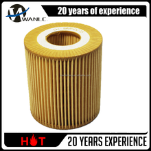 Paper filter DJ-BM50224 for BMW car oil filter