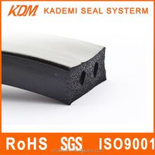 Foam strip/epdm strip for bumper/foam edging strip for door