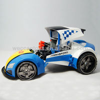 iS625 2013 Hot model! stunt rc car control electric car for children