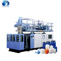 Tongda 200 litre 220 litre good price plastic drum water tank hydraulic stretch blow molding machine