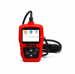 100% Original OBD2 EOBD Code Reader Scanner Red / Black Scan Tool for Check Engine Light Trouble Code Diagnostic