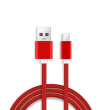 2M fast charge sync nylon braided usb cable micro usb charging cable cable for samsung for sony for <strong>blackberry</strong>