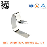 China customized stainless steel motorcycle parts