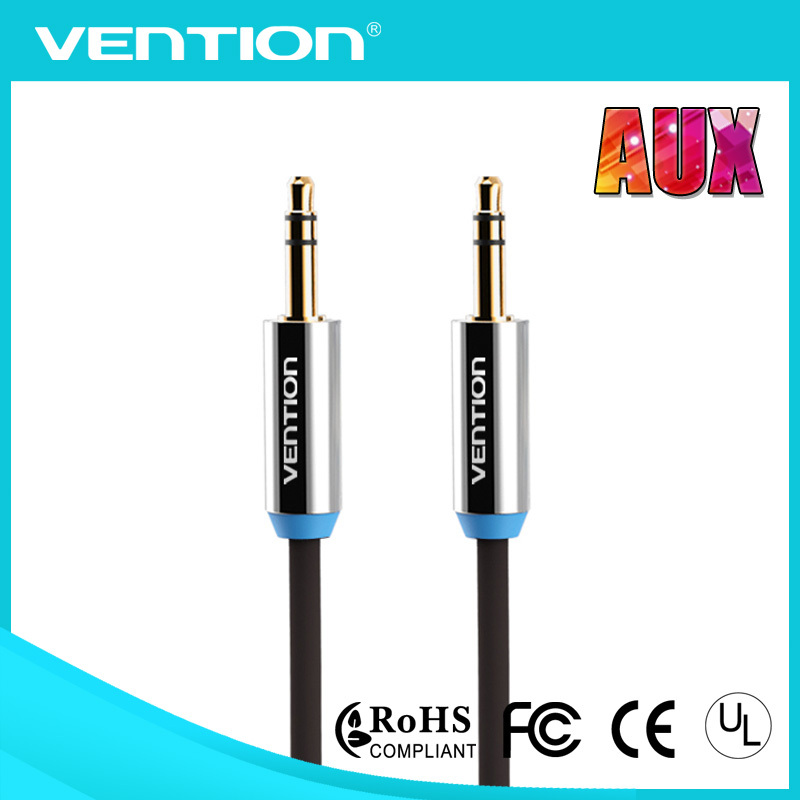 Vention High quality 3.5mm Audio Cable With Copper Shell New Type Audio Cable Connector