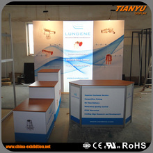 high quality Customized advertising exhibition booth agent