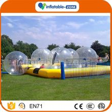Bottom price branded inflatable water walking ball giant jumbo inflatable water ball