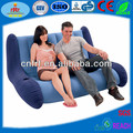 2 Seat Inflatable L Shaped Sofa