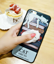 2017 Squishy Toys Custom 3D Silicone Squishy Phone Case or phone cover