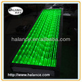 led waterfall light side glow optic fiber lighting