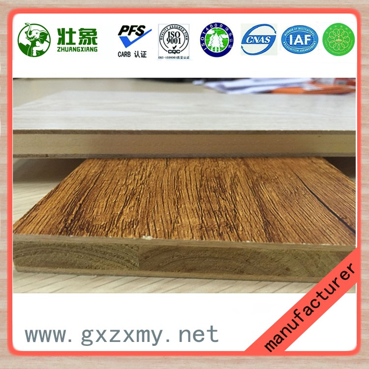 Interior Wood Paneling 4x8 Fir Strips Core Melamine Decorative Wood Wall Panel