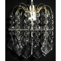 Acrylic Chandelier Prisms