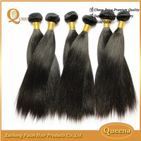 Active demand Grade AAAAA human hair raw virgin unprocessed virgin brazilian straight hair