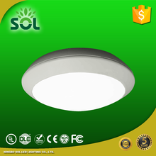 High quality waterproof 15-25w led bulkhead light with motion sensor