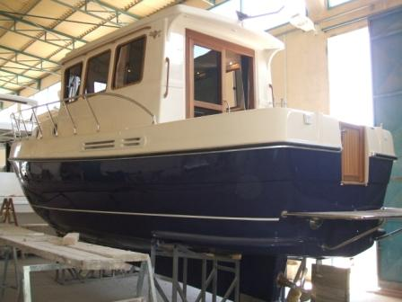 Seamar Special Trawler 9.50 Classic 1 x 125 Hp Yanmar(Price reduced)